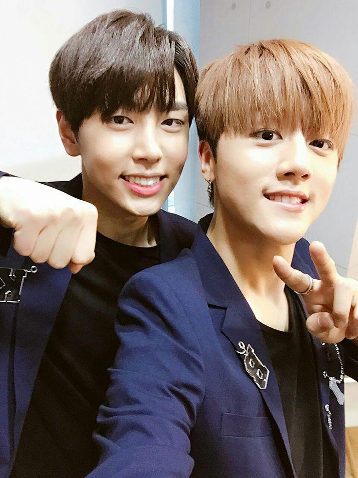 SF9 | Jaeyoon & Youngbin
