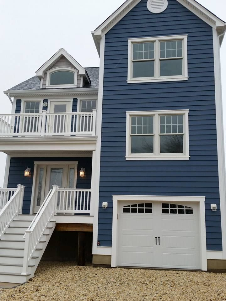 7 best Siding images on Pinterest | White trim, Beach house colors ...