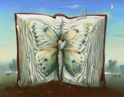 Libro de libros. Vladimir Kush