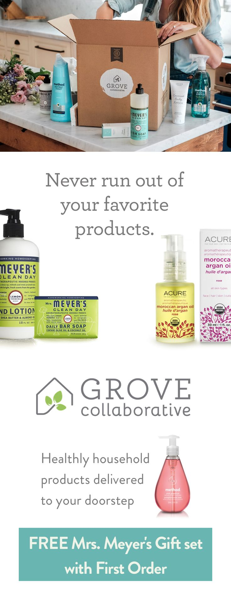 Sign up and discover the best natural household and personal products   https://www.grove.co/s/pinmmcdtrio/?offer=pinmmcdtrio&flow=hiw-spray&utm_medium=social&utm_source=pinprospect&utm_campaign=pinterest&utm_content=lifestyle&utm_term=57.3p