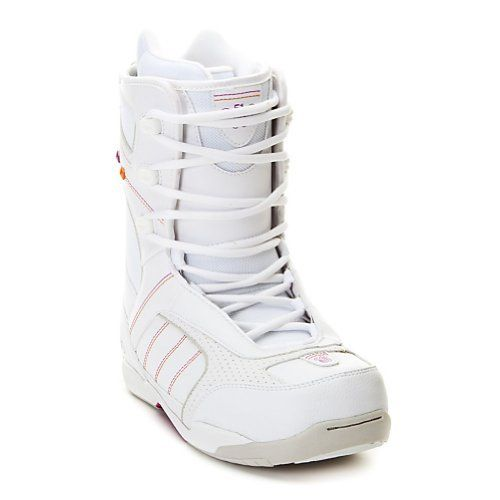 5150 Empress Womens Snowboard Boots - Size:7.0- by 5150. Save 62 Off!. $49.95. 5150 Empress Womens Snowboard Boots - The Morrow Empress Womens snowboard boots are made specifically for women They are made up of an animal friendly synthetic leather which makes the Empress a very tough and stylish pair of boots. The liners are shaped specifically to the contour of a women's foot which makes them extremely supportive and comfortable. . Material: Synthetic Leather, Lacing Style: Traditiona...