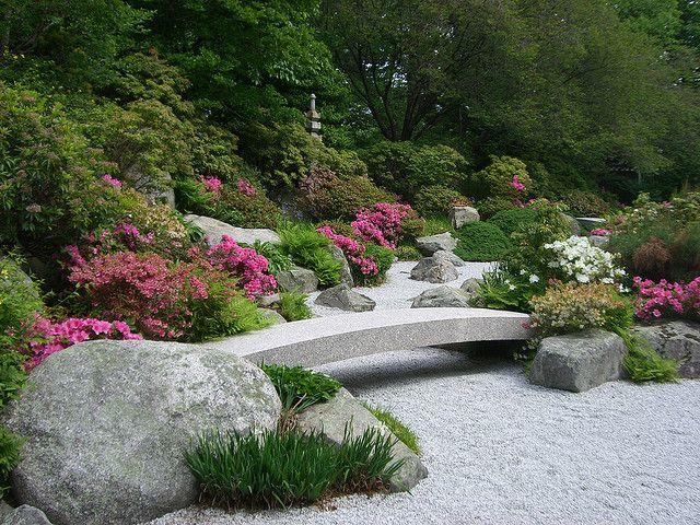 860 best images about japanese gardens on pinterest for Zen garden bridge
