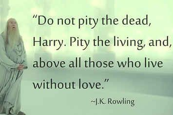 11 Quotes From Harry Potter To Help You Cope With Loss