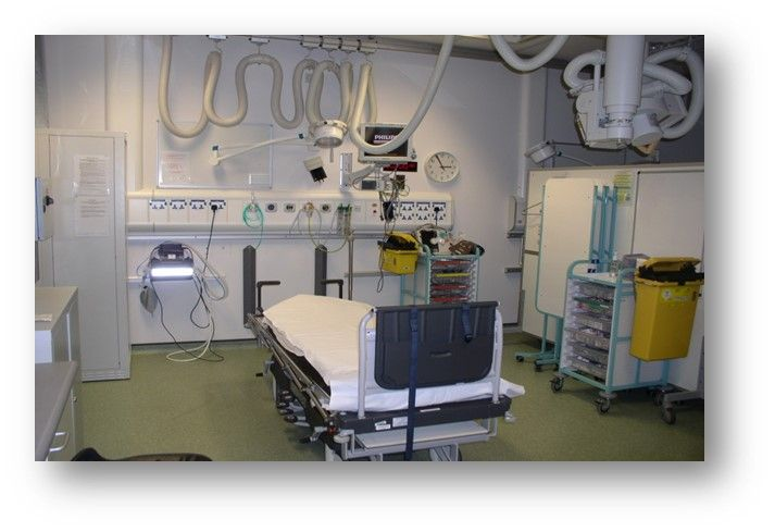 A state-of-the-art Emergency Department.