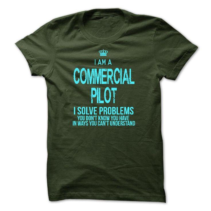 Im A/An COMMERCIAL PILOT