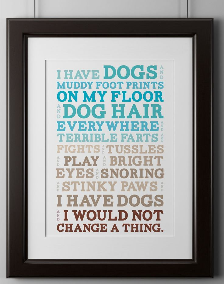 What's NOT to love about your pup?!