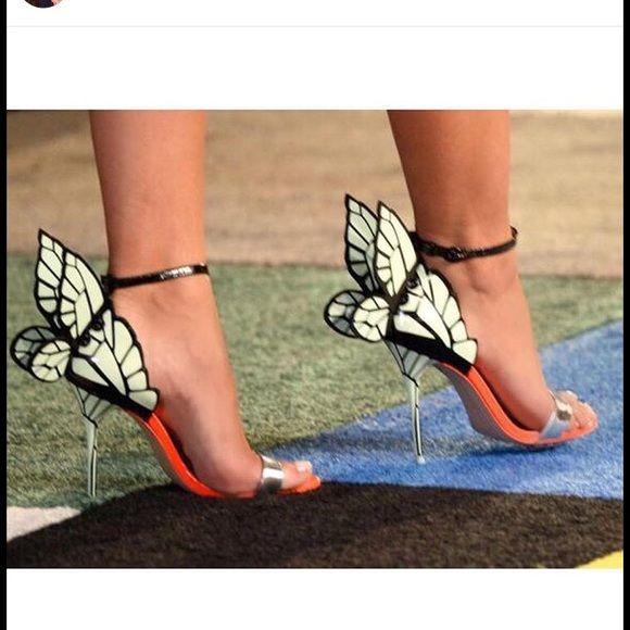 Sophia Webster Chiara Butterfly Sandal HELP! Can someone please help me find these Sophia Webster's in a size 39 or 39.5. Sophia Webster Shoes Heels