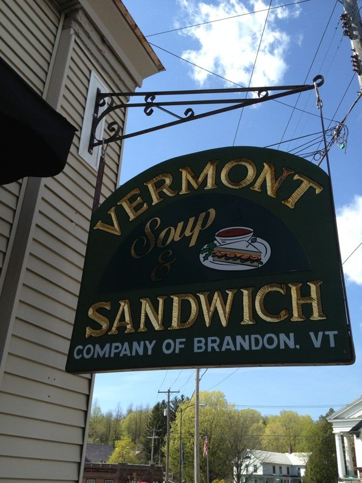 Vermont Sandwich Co., Brandon, VT