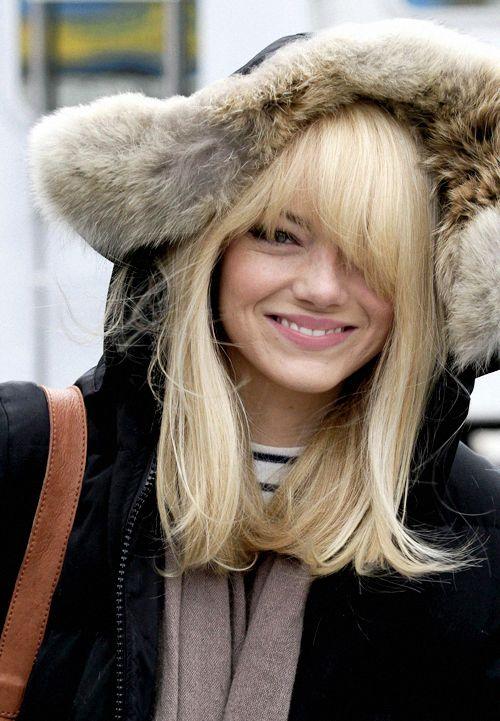 Emma Stone (Mma Hairstyles)
