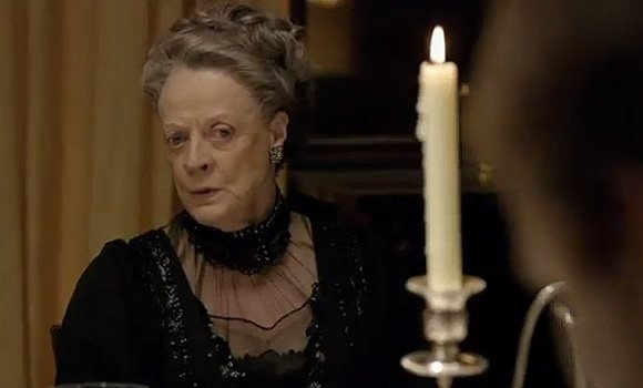 """The look on the Countess's face when she was first introduced the notion of """"the weekend"""" was priceless. What it must be like to have such a charmed life that your Sundays run on into Mondays without a need for differentiation... If only!     EARL OF GRANTHAM """"You do know I mean to involve you in the running of the estate?    MATTHEW """"Oh don't worry. There are plenty of hours in the day and, of course, I'll have the weekend.""""    DOWAGER COUNTESS """"Wha- what is a weekend?"""""""