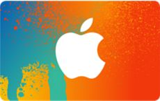 Itunes gift card.