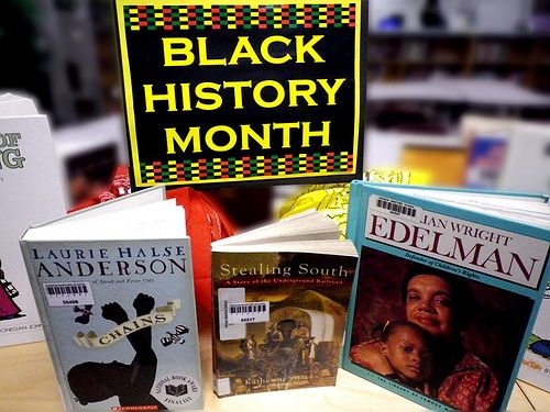 Black History Month By Enokson