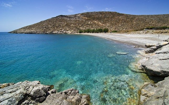 Η παραλία Καμινάκια! http://diakopes.in.gr/trip-ideas/article/?aid=209772 #travel #island #greece #astypalaia