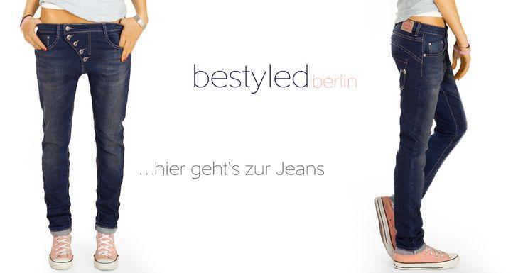 Baggy Style - lässig, locker, cool! http://www.bestyledberlin.de/index.php/damen-baggy-jeans-boyfriend-cut-hose-im-relaxed-fit-mit-schraeger-knopfleiste-j54f.html