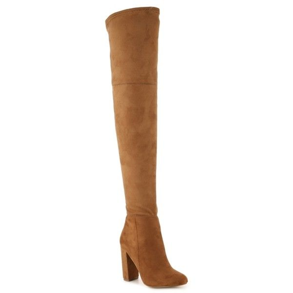Aldo Steinar Over The Knee Boot ($100) ❤ liked on Polyvore featuring shoes, boots, aldo, over-the-knee high-heel boots, over knee boots, high boots and thigh high boots