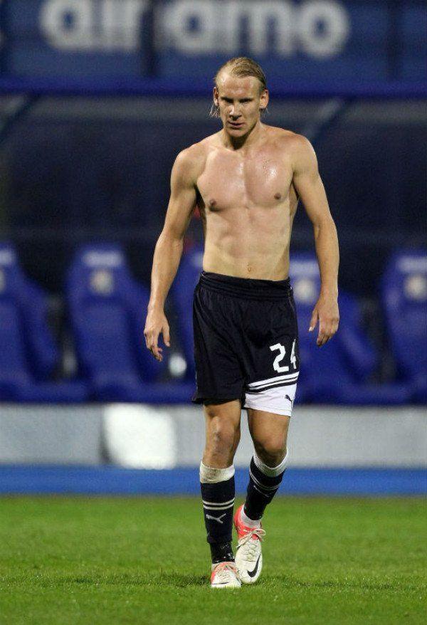 Domagoj Vida First Love Croatia Football