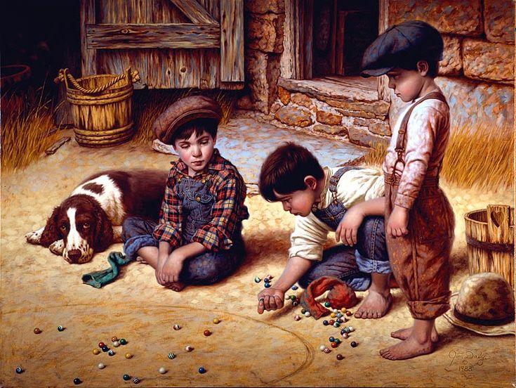 Eliminado. 1988. Óleo sobre tela. Jim Daly (Holdenville, OK, USA, 1951 - ). Esta pintura ganhou o O Povo Escolhe o Prêmio de 1988 na Mostra de Arte Ocidental Rendezvous em Helena, Montana e também um Prêmio de Mérito.