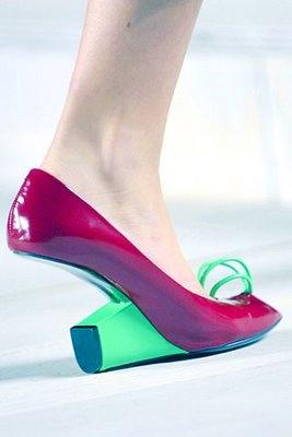 Marc Jacobs Surrealist Shoes