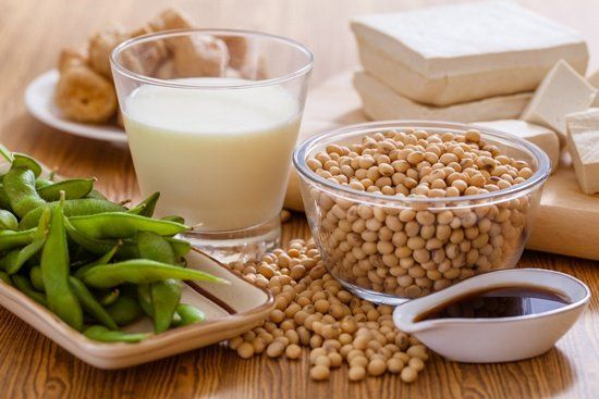 Soybeans 101: Nutrition Facts and Health Effects
