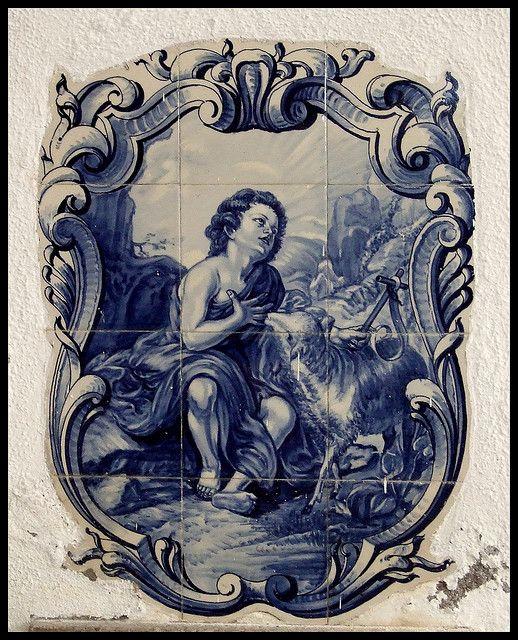 S. João de azulejos - Tiles