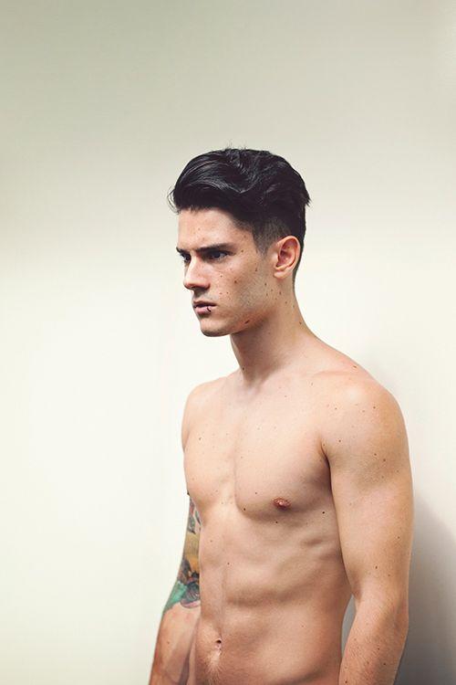 strangeforeignbeauty: Diego Barrueco @ Established Models ...