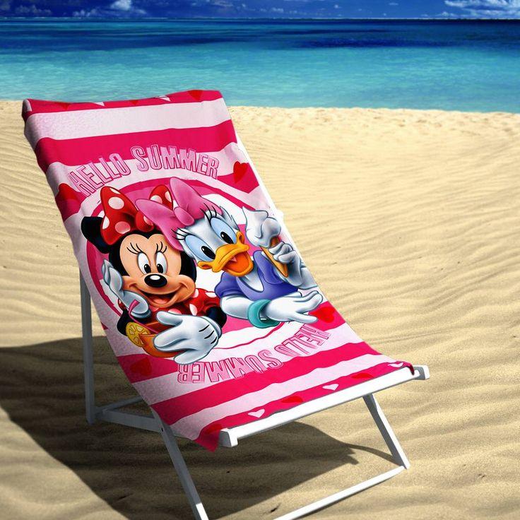 Disney Strandlaken Minnie and Daisy