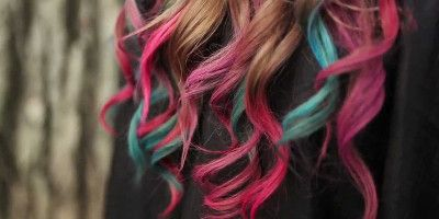 Non Permanent Hair Color ideas