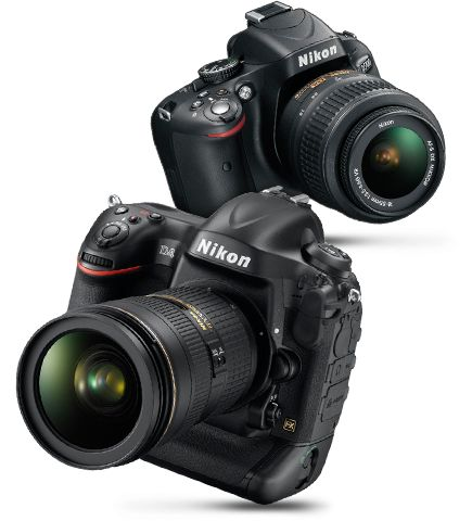Nikon Digital SLR Cameras-One of the best cameras to cherish the memories. #ScoreSense