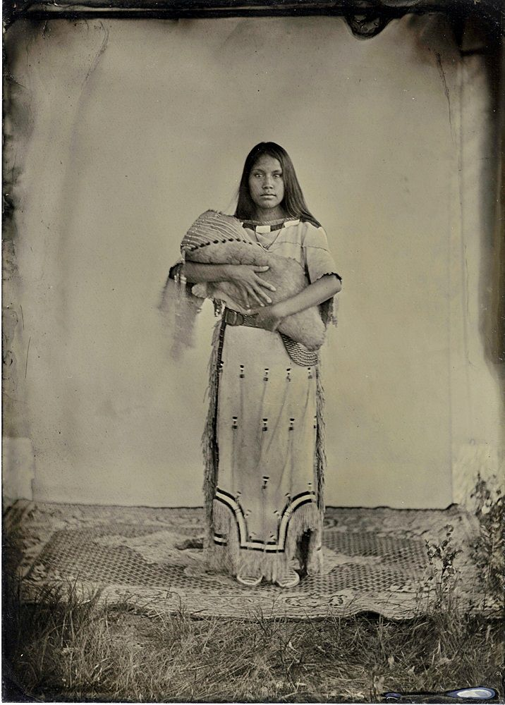 Blackfeet Mother                                                                                                                                                     More