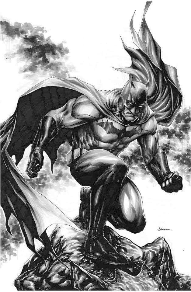 Batman by Jc Fabul