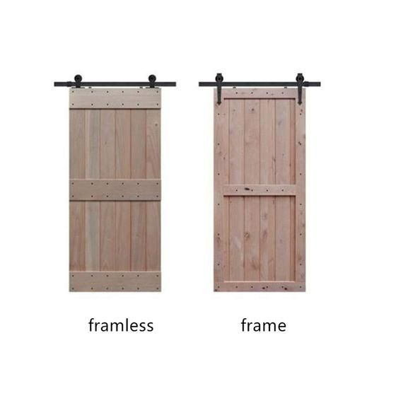 Sliding Barn Door Assembly Rustic Vintage Pine Wood Panel Slab Etsy Barn Door Installation Exterior Wood Glass Barn Doors