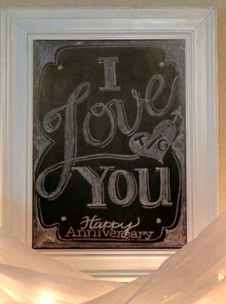 Happy 21 anniversary, hon!  Love you!