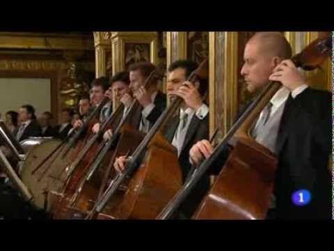 """""""El Danubio Azul"""" de Johan Strauss - Orquesta Filarmónica de Viena 2014"""