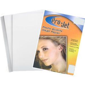 A4 Matte Inkjet Paper - 100 Sheets Of 110gsm Photo Printer Paper