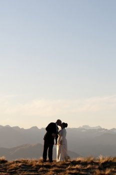 Simply Perfect Queenstown Weddings  Rich Bayley Photography