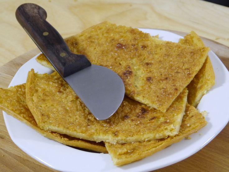 Ricetta Farinata di Ceci - VivaLaFocaccia - Le Ricette Semplici per il Pane in Casa
