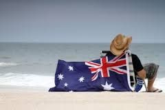 Image result for australia day beach images
