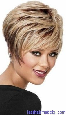 Stacked Bob Hairstyle black layered chin length bob Stacked Bob Hairstyle Last Hair Models Hair Styles