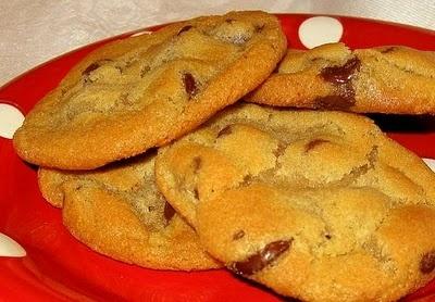 Jane's Fail-Safe Chocolate Chip Cookies