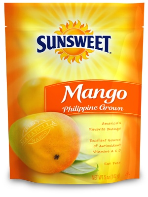Sunsweet dried mangoes.... these are sinfully delicious