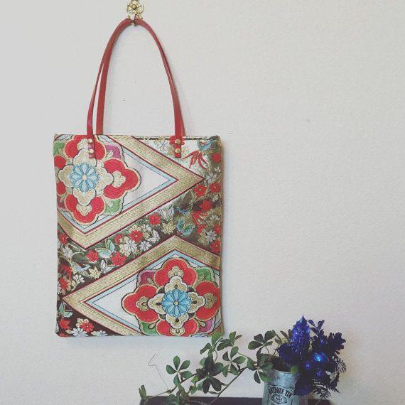 Obi / Kimono / Bag / GD809 Very Traditional by RummyHandmade