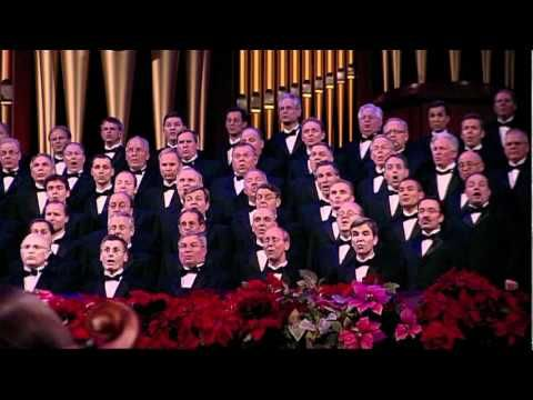 """December 25th - Mormon Tabernacle Choir sings Handel's Messiah... """"For to us a child is born, to us a son is given, and the government will be on his shoulders. And he will be called Wonderful Counselor, Mighty God, Everlasting Father, Prince of Peace.""""      Isaiah 9:6"""