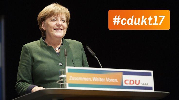 #Angela #Merkel #beim #Neujahrsempfang #der #CDU #Saar   #CDU   #Bundeskanzlerin #Angela #Merkel #hat #beim #Neujahrsempfang #der Saar-CDU #in #Saarlouis #eine #Rede gehalten. #Die #Kanzlerin forderte #die #Buerger #auf, #fuer #die Werte #der #Demokratie einzutreten. Pressefreiheit, Religionsfreiheit, Meinungsfreiheit #und Reisefreiheit bekomme #man #nicht #geschenkt, #ohne #dass #man #was dafuer tue. #cdukt17   http://saar.city/?p=38622