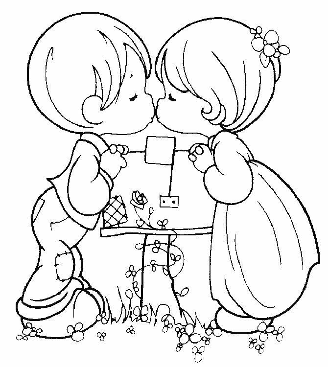 Baú da Web: Desenhos de amor, coração e beijo