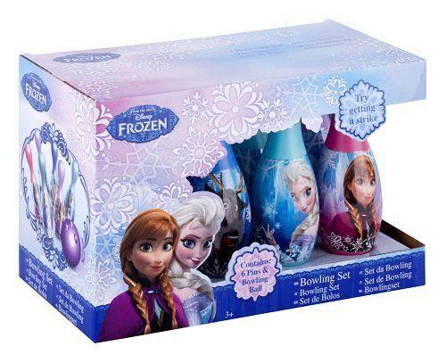 Disney Frozen – Dfr-3017 – Jeu De Plein Air – Set De Bowling – Reine Des Neiges: Descriptif produit: Set de bowling Reine des Neiges.…