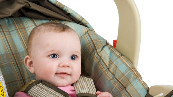 Unsafe sleeping spaces for baby
