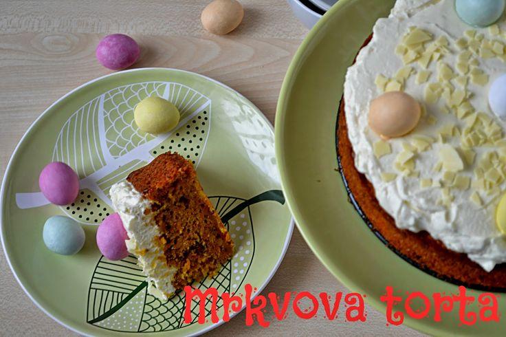 FOODEPENDENCE: Mrkvová torta na Veľkú noc.
