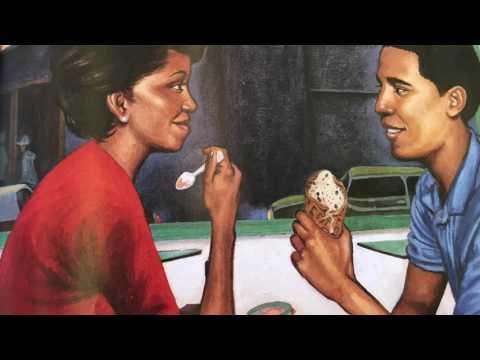 (21) Michelle Obama Biography By Deborah Hopkinson Read Aloud - YouTube