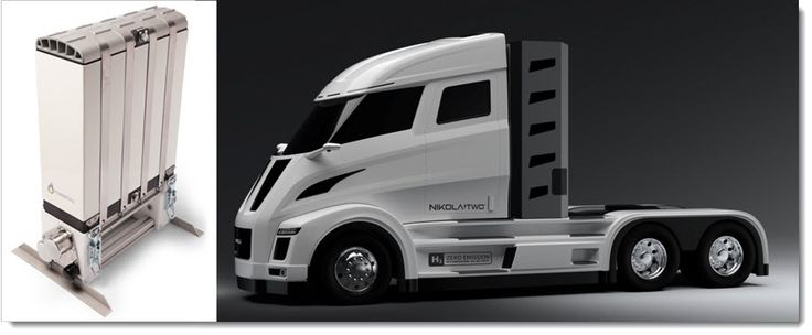 The leading Nordic fuel cell companyPowerCell Sweden AB (publ) has been chosen as the primary fuel cell stack supplier to Nikola Motor Company. The English...