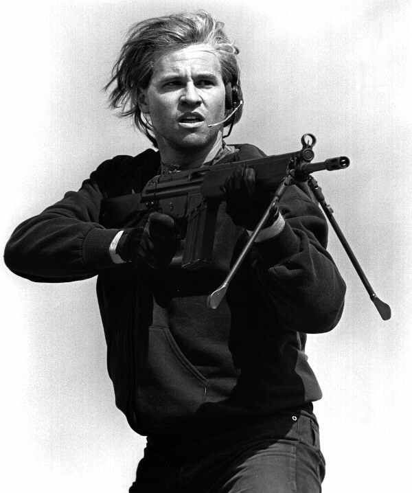 Val Kilmer in Heat 1995